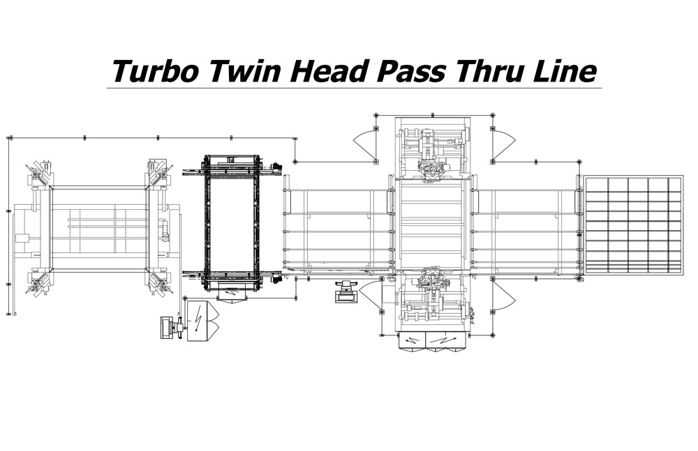 Turbo Twin Head Pass Thru Line St 220 Rtz Passion For